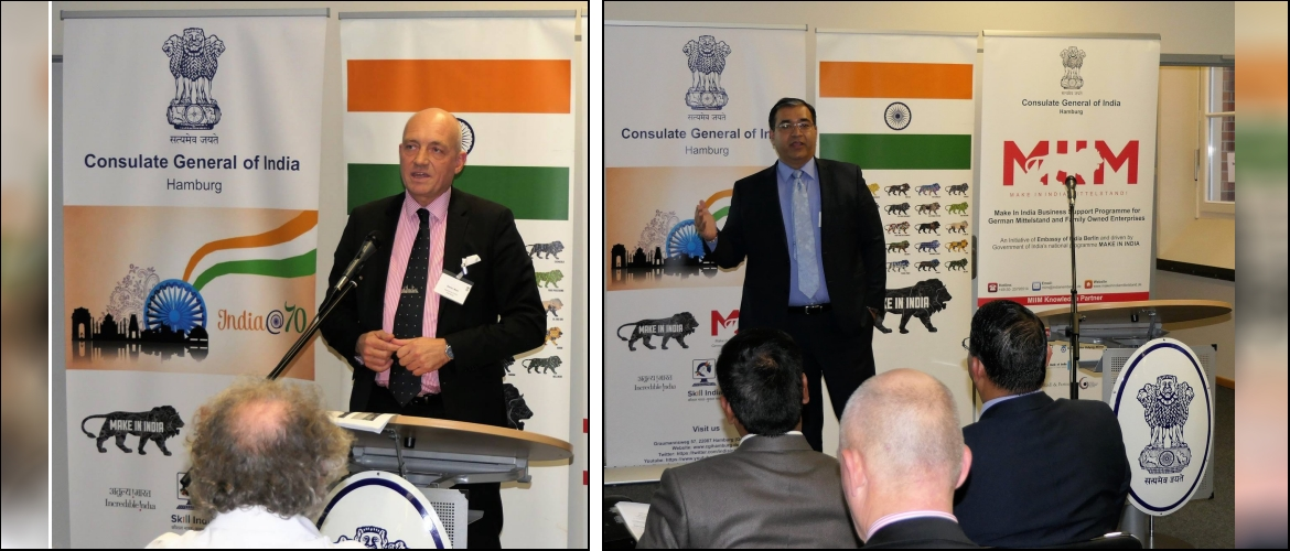 Welcome to Consulate General of India, Hamburg (Germany)