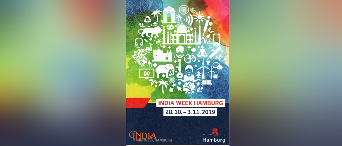 India Week Hamburg 2019 (28.10.–03.11.2019) - https://indiaweek-hh.de