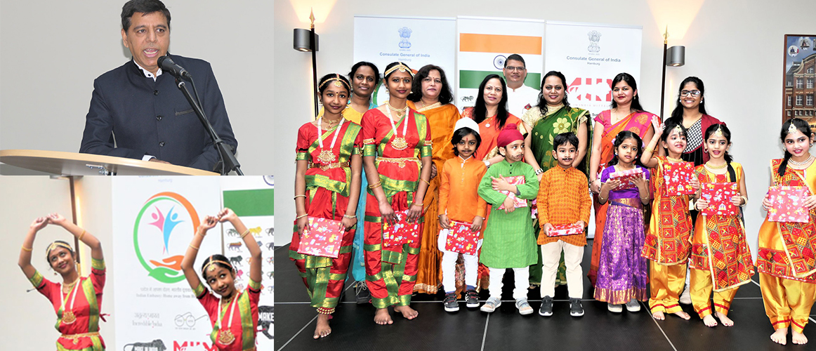 Celebration of 71st Republic Day of India at the Consulate (January 26, 2020)